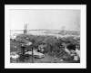 Brooklyn Bridge From Lower Manhattan, New York by Corbis