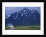 Dalton Highway and Brooks Range by Corbis