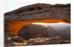 Mesa Arch at Sunrise by Corbis