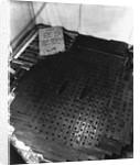 Fermi's Atomic Pile Under Construction by Corbis