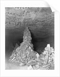 Graffiti Inside Mammoth Cave by Corbis