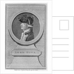 Richard (Lord) Howe by Corbis