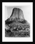 Devil's Tower, Wyoming by Corbis