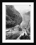 Gold Miners near Ouray, Colorado by Corbis