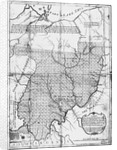 American Engraving Map of the Federal Territory From the Western Boundary of Pennsylvania to the Scioto River by Corbis