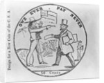 Design For a New Coin of the C.S.A. by Corbis