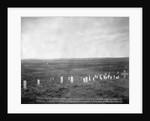 Custer's Battlefield Cemetery by Corbis