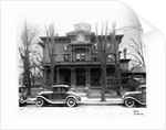 Family Home of Olivia Langdon, Mark Twain's Wife by Corbis