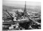 Aerial View of Paris by Corbis