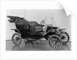 First Model T Ford by Corbis
