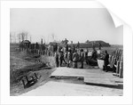 Confederate Fortifications by Corbis