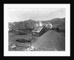 A Large Mining Facility Part of the Homestake Works by Corbis