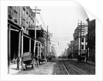 Business District of Vicksburg, Mississippi by Corbis