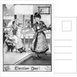 Election Day! by Corbis