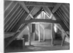 Attic of Kelmscott Manor by Corbis
