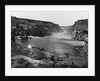 A Tent on a Bluff Over Shoshone Falls by Corbis