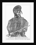 "Engraving ""O Kentucky! The Hunters of Kentucky!!!"" by Corbis"