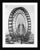 Ferris Wheel at Chicago Exposition by Corbis