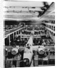 Assembly of B-24 Bombers at Willow Run Plant by Corbis
