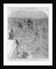 Man Looking into Sheavwitz Crossing, Grand Canyon by Corbis