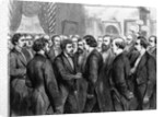 American Engraving Mr. Stanley's Return to America - His Reception at the Lotos Club, New York by Corbis