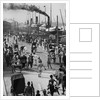 Crowds on The Bund in Shanghai by Corbis