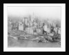 Overview of Battery Park and Lower Manhattan by Corbis