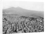 Naples and Mount Vesuvius by Corbis