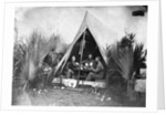 3rd New Hampshire Infantry Eating by Corbis