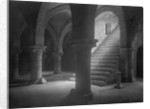 Medieval Crypt by Corbis