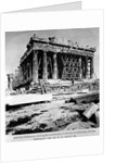 The Parthenon by Corbis