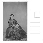 Mrs. Montgomery Blair by Corbis