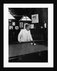 Mark Twain Playing Game of Pool by Corbis