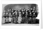 National Council of Women of the United States, 1895 by Corbis