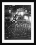 Film Crew in Coney Island Clubhouse by Corbis
