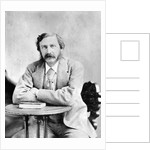Writer Bret Harte Seated by Corbis