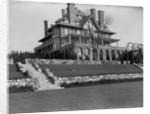 John D. Rockefeller's Mansion by Corbis