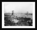 Brooklyn Bridge, New York by Corbis
