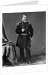 Union General Winfield Scott Hancock in Dress Uniform by Corbis