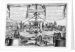 Engraving Sugar Manufacture in the Antilles Islands by Corbis