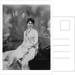 First Lady Francis Folsom Cleveland by Corbis