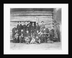 Hatfield Family by Corbis