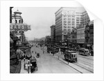 Streetcars in New Orleans by Corbis