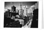 Broad Street, North from Stone Street, Newark, NJ by Corbis