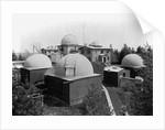 Harvard Observatory Complex by Corbis