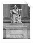 Statue of Clio, the Muse of History by Corbis