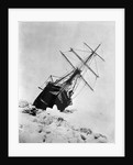 Ernest Shackleton's Expedition Ship Endurance Trapped in Ice by Corbis