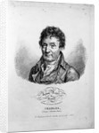 Engraving of Jacques Alexandre Cesar Charles by Corbis