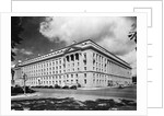 Department of Justice Building in Washington D. C. by Corbis