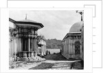 Mausoleum and Fountain in Constantinople by Corbis